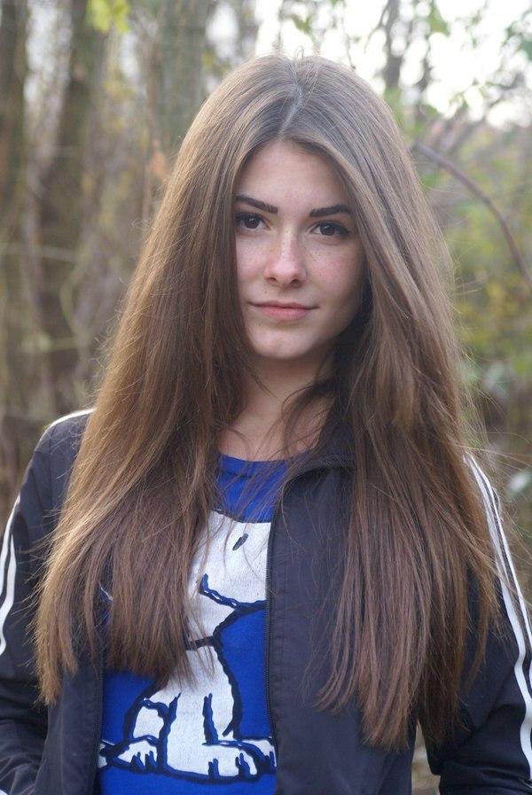 фотографии русоволосых девушек
